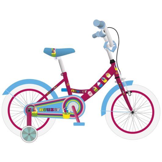 """Neuzer BMX 16"""" 1 sebességes Gyerek bicikli 2020 NE1692312010"""