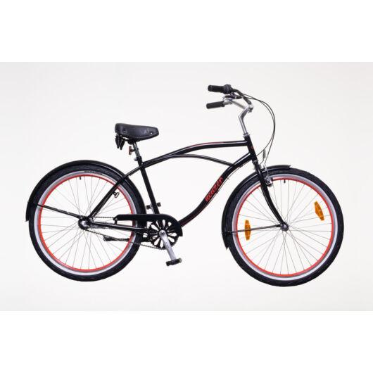 """Neuzer Miami 26"""" N3 agyváltós Férfi Cruiser kerékpár 2020 NE1882051010"""