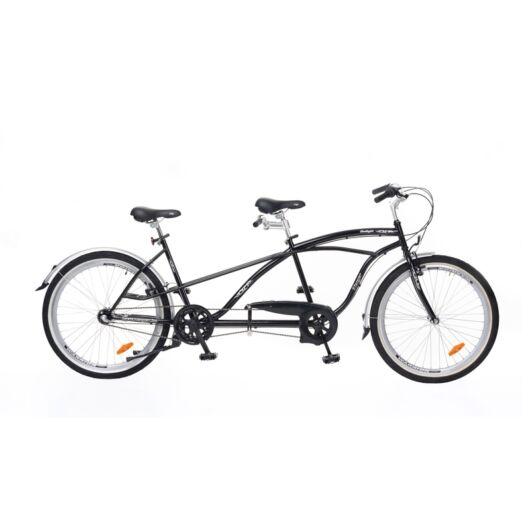 """Neuzer Twilight Tandem 26"""" N3 agyváltós Unisex Tandem kerékpár 2020 NE1982210010"""