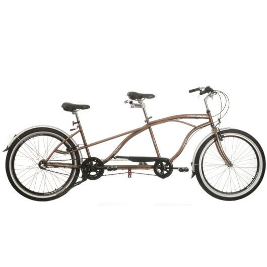 """Neuzer Twilight Tandem 26"""" N3 agyváltós Unisex Tandem kerékpár 2020 NE1982210030"""