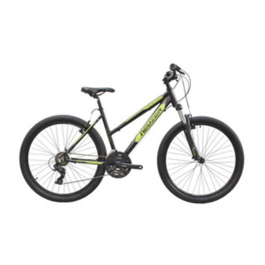 "Neuzer Duster Hobby női Mountain Bike 27,5"" fekete /zöld-szürke 17"""