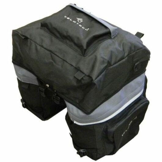 Velotech kerékpár táska csomagtartóra 40 literes